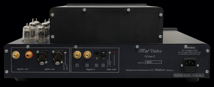 Preamp Four Line hi