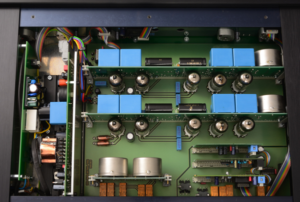 Preamp Four Line in